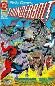 Peter Cannon: Thunderbolt 1992 - 1993 #10