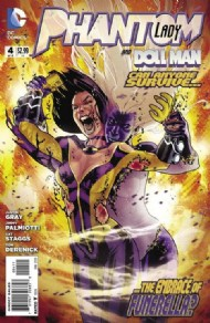 Phantom Lady 2012 - 2013 #4