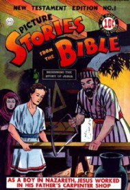 Picture Stories From the Bible (New Testament) 1944 - 1946 #1