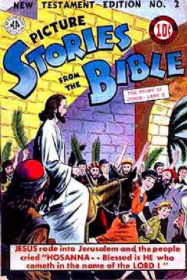 Picture Stories From the Bible (New Testament) #2