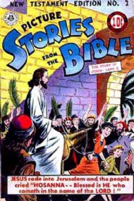 Picture Stories From the Bible (New Testament) 1944 - 1946 #2