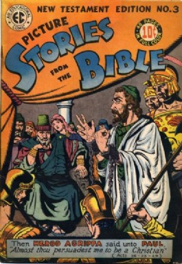 Picture Stories From the Bible (New Testament) #3