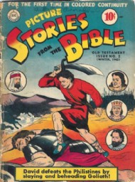 Picture Stories From the Bible (Old Testament) 1942 - 1943 #2