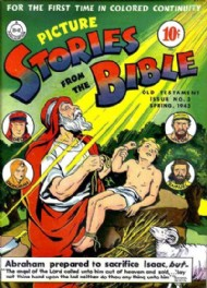 Picture Stories From the Bible (Old Testament) 1942 - 1943 #3