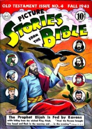 Picture Stories From the Bible (Old Testament) 1942 - 1943 #4