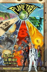 Planetary: All Over the World and Other Stories 2000 #1