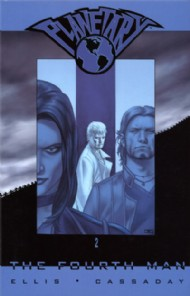 Planetary: the Fourth Man 2001 #2