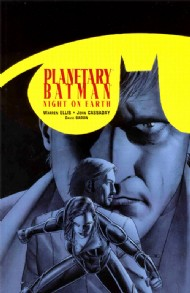 Planetary/Batman: Night on Earth 2003