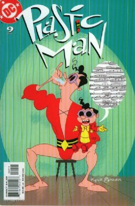 Plastic Man (Series Three) #9