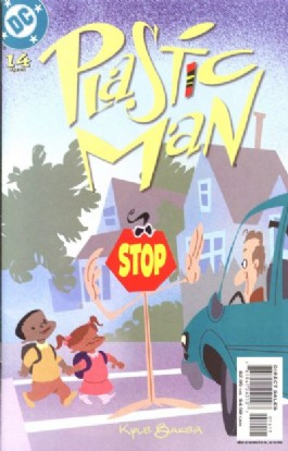 Plastic Man (Series Three) #14