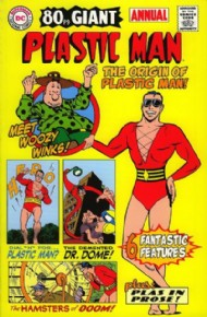 Plastic Man 80-Page Giant 2004