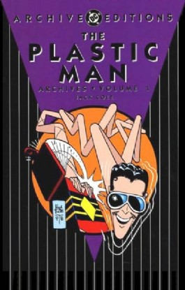 Plastic Man Archives #1