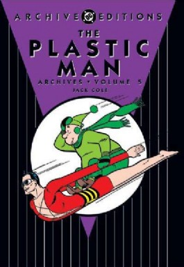 Plastic Man Archives #5