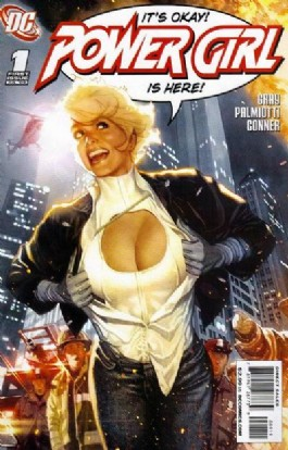 Power Girl (Series Two) #1