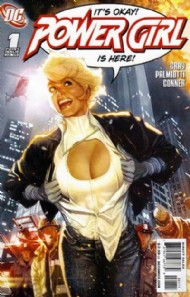 Power Girl (Series Two) 2009 - 2011 #1