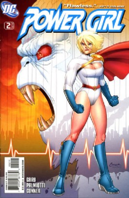 Power Girl (Series Two) #2