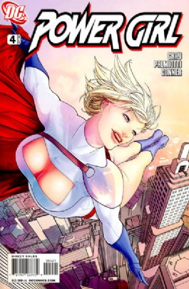 Power Girl (Series Two) #4