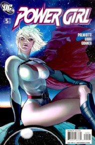 Power Girl (Series Two) 2009 - 2011 #5