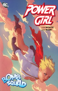Power Girl: Bomb Squad 2011 #3