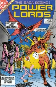 Power Lords 1983 - 1984 #1