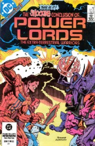 Power Lords 1983 - 1984 #3