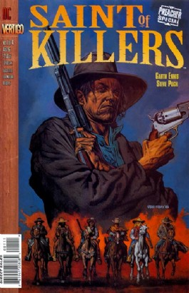 Preacher Special: the Saint of Killers #1