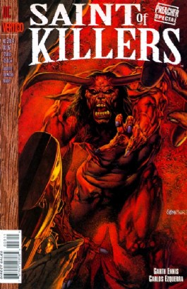 Preacher Special: the Saint of Killers #3