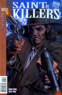 Preacher Special: the Saint of Killers #4