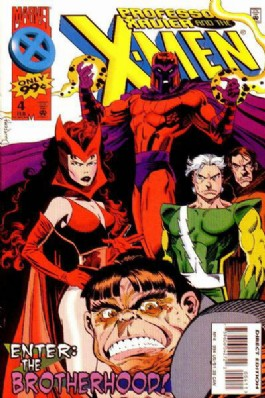 Professor Xavier and the X-Men #4