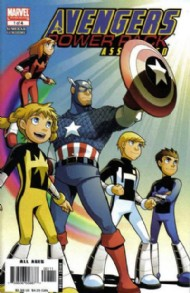 Avengers and Power Pack Assemble 2006 #1