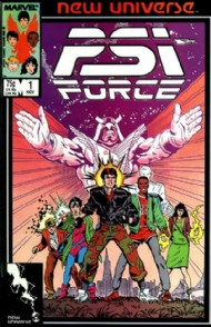 Psi-Force 1986 - 1989 #1