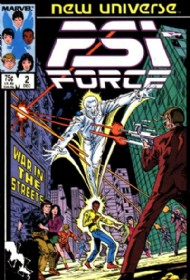 Psi-Force 1986 - 1989 #2