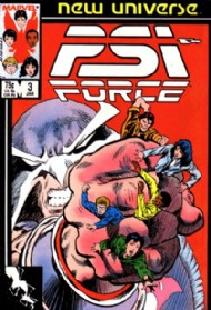 Psi-Force 1986 - 1989 #3