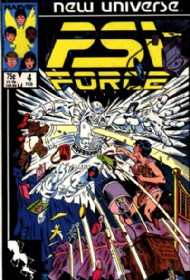 Psi-Force 1986 - 1989 #4
