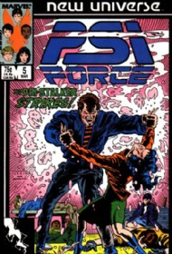 Psi-Force 1986 - 1989 #5