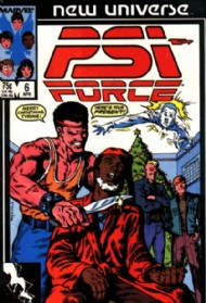 Psi-Force 1986 - 1989 #6