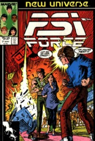 Psi-Force 1986 - 1989 #7
