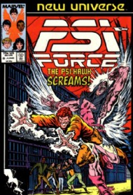 Psi-Force 1986 - 1989 #8