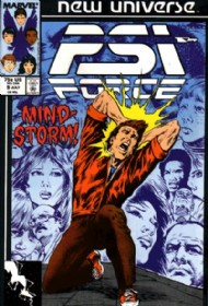 Psi-Force 1986 - 1989 #9