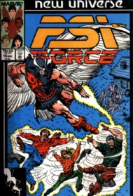 Psi-Force 1986 - 1989 #10