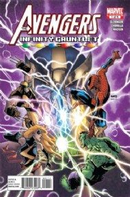 Avengers and the Infinity Gauntlet 2010 - 2011 #1
