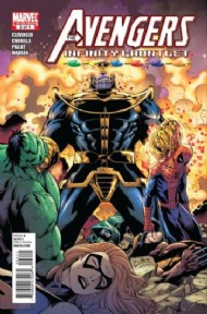 Avengers and the Infinity Gauntlet 2010 - 2011 #2