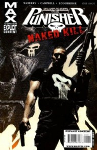 Punisher  Max: Naked Kill 2009 #1