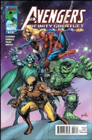 Avengers and the Infinity Gauntlet 2010 - 2011 #3