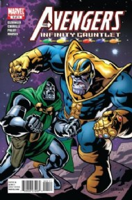 Avengers and the Infinity Gauntlet 2010 - 2011 #4