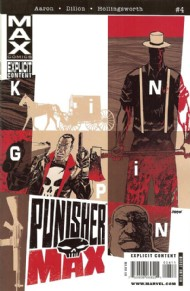 Punisher Max 2010 - 2012 #4