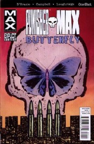 Punisher Max: Butterfly 2010 #1
