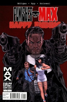 Punisher Max: Happy Ending #1