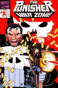 Punisher War Zone 1992 - 1995 #1