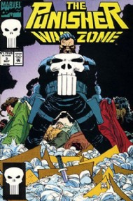Punisher War Zone 1992 - 1995 #3